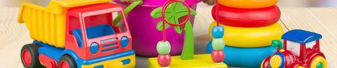 Дом и покупки: детские игрушки