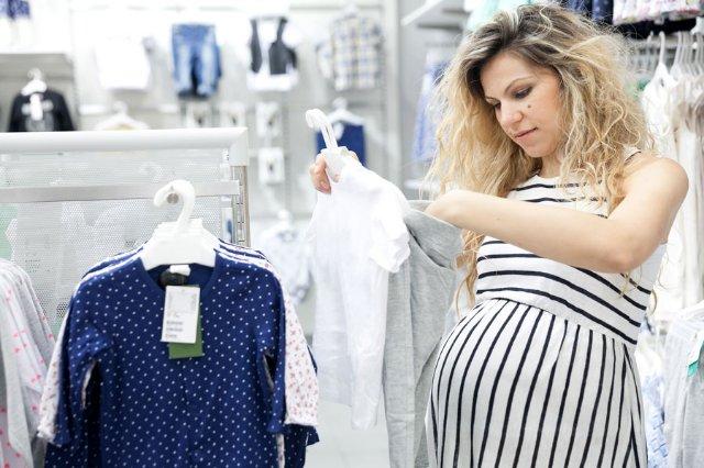 Правила выбора одежды для беременных