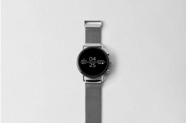 Skagen Falster 2: Wear OS, NFC-чип и датчик сердцебиения