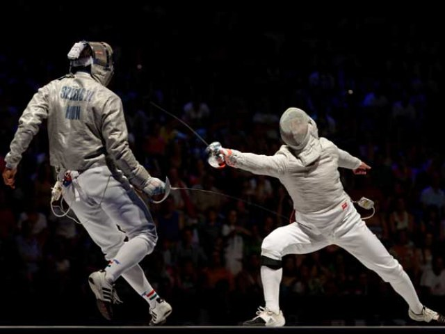 Фехтование на саблях: Ким выиграл гран-при Венгрии