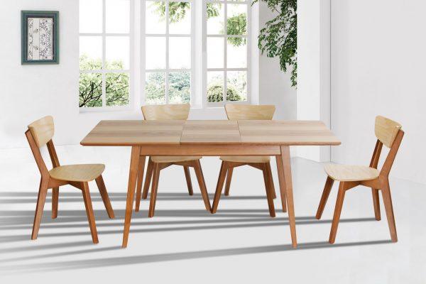 Где купить деревянный обеденный стол