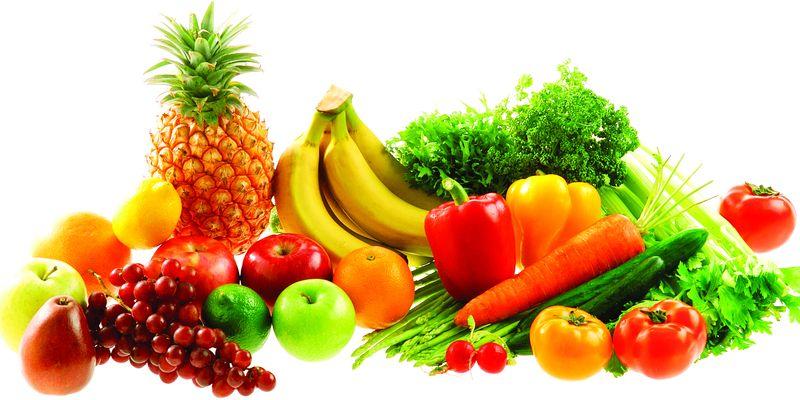 Почему стоит потреблять овощи и фрукты