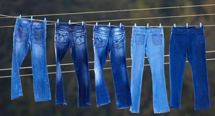 Полезные лайфхаки по быстрой сушке джинсов?